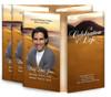 Footprints Gatefold Funeral Program Design & Print (Pack of 25)