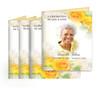 Joyful Small Folded Memorial Card Design & Print (Pack of 25)