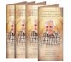 Crossing Long Fold Funeral Program Design & Print (Pack of 25)
