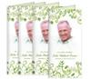 Tropicana Long Fold Funeral Program Design & Print (Pack of 25)