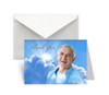 Rising Sun Funeral Thank You Card Design & Print (Pack of 25)