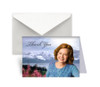 Seasons Funeral Thank You Card Design & Print (Pack of 25)