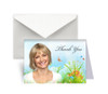 Springtime Funeral Thank You Card Design & Print (Pack of 25)