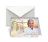 Vision Funeral Thank You Card Design & Print (Pack of 25)