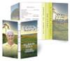 Sunset Breeze Gatefold/Graduated Combo Funeral Program Design & Print (Pack of 25)