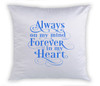 Cloudscape Memorial Magic Swipe Reversible Mermaid Sequin Pillow