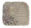 Treasured Memory Memorial Garden Stepping Stone