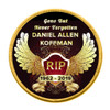 Crest Wings of Gold In Loving Memory Of Patch