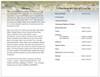 Sierra Funeral Program Template inside view