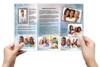 Open Arms Tri Fold Brochure Template (Legal Size) inside mockup