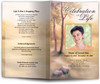 Legacy Funeral Program Template