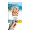 California Funeral Program Template front view