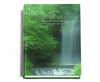 Cascade Perfect Bind Funeral Guest Book 8x10