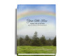 Promise Perfect Bind Funeral Guest Book 8x10