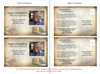 History Funeral Announcement Template inside view