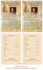 Basketball Funeral Flyer Half Sheets Template inside view
