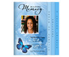 Butterfly Legal 8-Sided Graduated Program Template