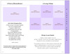Beloved 8-Sided Graduated Program Template page 1