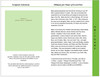 Garden 8-Sided Graduated Funeral Program Template page 3