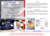 US Flag 8-Sided Bottom Fold Graduated Program Template back cover