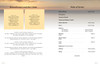 Kenya DIY Large Tabloid Funeral Booklet Template inside view 2