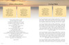 Kenya DIY Large Tabloid Funeral Booklet Template inside view 3