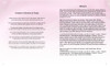 Petals DIY Large Tabloid Funeral Booklet Template  inside view 2