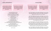 Petals DIY Large Tabloid Funeral Booklet Template  inside view 3