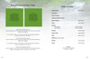Majestic Ready-Made DIY Legal Funeral Booklet Template inside view 3