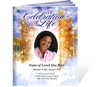 Pathway Ready-Made DIY Legal Funeral Booklet Template
