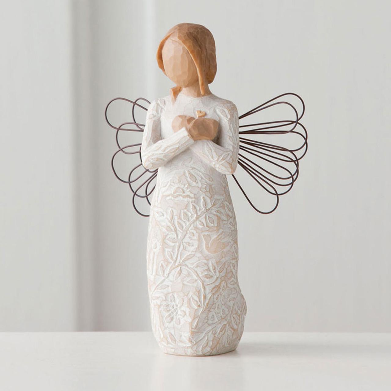 Willow Tree Figurine Angel of Comfort Figurine