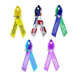 Cancer Awareness Ribbons