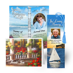 Funeral Programs in Microsoft Publisher