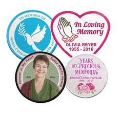 In Loving Memory Patches