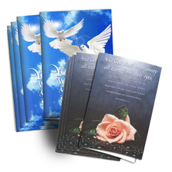 What Is The Best Type of Paper To Print Your Funeral Programs?