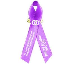 Cancer Awareness Ribbons | Memorial Funeral Ribbon