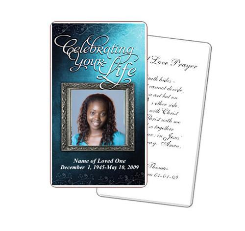 Devotion Prayer Card Template
