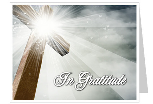 Eternal Thank You Card Template