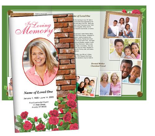 Austere Large Trifold Brochure Template (Tabloid Size)