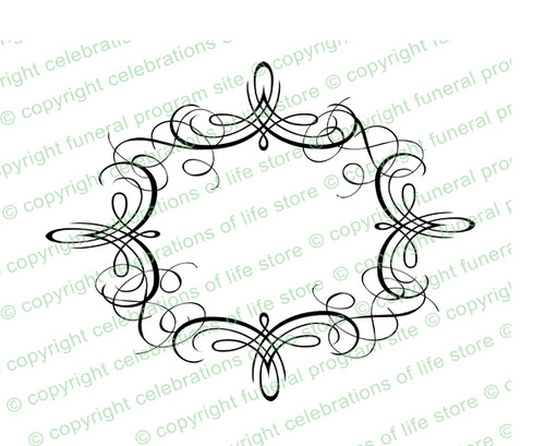 Prelude Elegant Vector Flourish Border