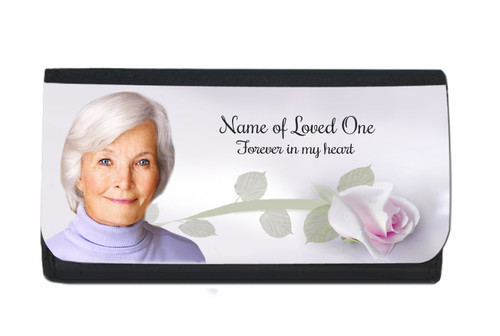 Beloved  In Loving Memory Personalized Wallets