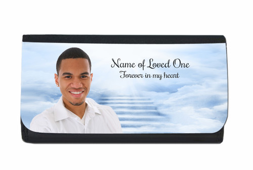 Beyond In Loving Memory Personalized Wallets