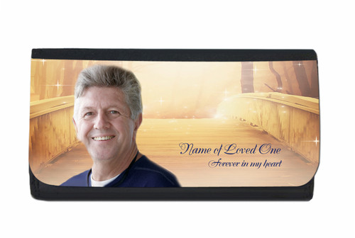 Crossing Personalized In Loving Memory Personalized Wallets