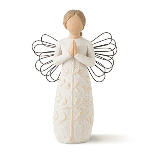 A Tree, A Prayer Angel Willow Tree Figurines view 2