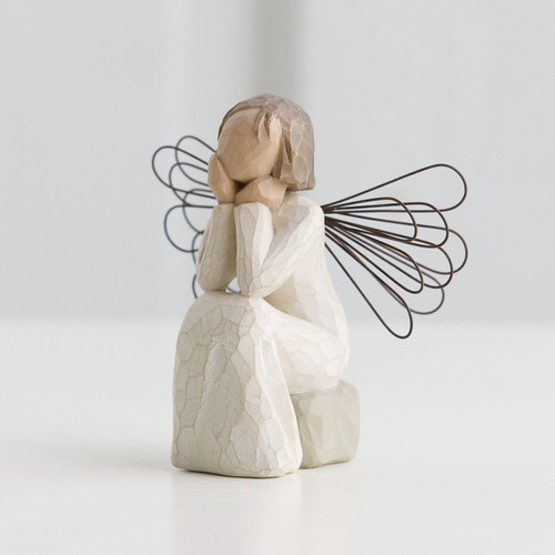 Angel of Caring Willow Tree Figurines