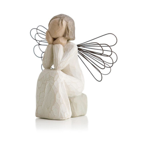 Angel of Caring Willow Tree Figurines view 2