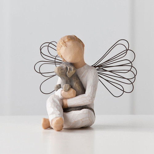 Angel of Comfort Willow Tree Figurines