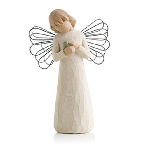 Angel of Healing Willow Tree Figurines view 2