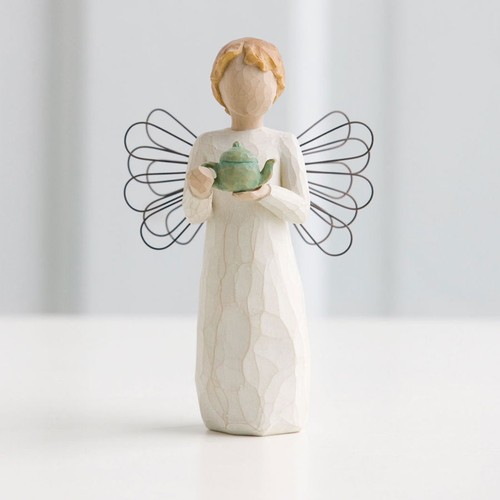 Angel of the Kitchen Willow Tree Figurines
