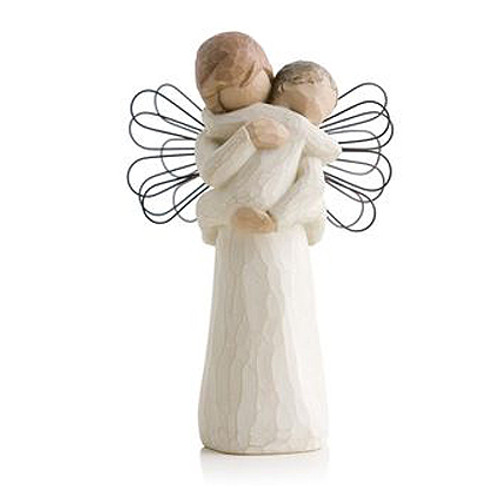 Angel's Embrace Willow Tree Figurines view 2